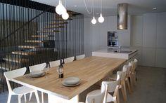 Una isla en la #cocina
