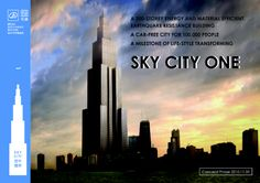 Sky City: Chinese Company BSB to Build the World's Tallest Building… In Just 90 Days?!