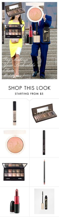 """""""Tag: Makeup Your Look-alike (Kate Middleton)"""" by oroartye-1 on Polyvore featuring beauty, Urban Decay, Topshop, Boots No7, By Terry, MAC Cosmetics and L'Oréal Paris"""