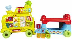 VTech Sit to Stand Alphabet Train - Free Shipping