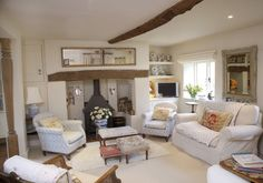 Living Room Country Photo