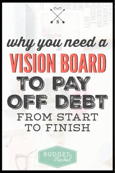 Want to know how to achieve financial freedom? Find out how a debt free vision board will help you achieve financial freedom. Budgeting Finances, Budgeting Tips, Money Saving Challenge, Saving Money, Debt Free Living, Thing 1, Ways To Save Money, Money Tips, Budgeting Worksheets