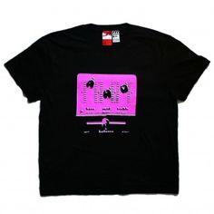 #777 #tshirt #mixer #marantz #vintage #hifi http://sklep.galeria777.pl/pl/p/T-MIX-pink-white/103 https://www.facebook.com/Tshirt777