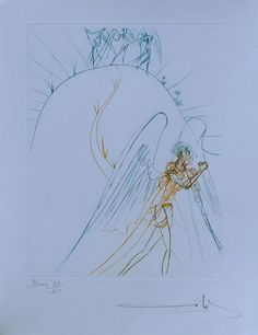 Salvador Dali Limited Edition 45