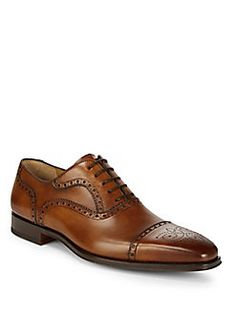 Magnanni Santiago Blucher Dress Shoes