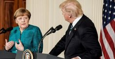 Almanya Başbakanı Merkel'den Trump'a tarihi rest!
