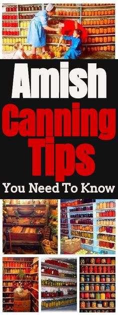 These are the best amish canning tips you should know Canning Pressure Cooker, Pressure Canning Recipes, Home Canning Recipes, Canning Tips, Oven Canning, Pressure Cooking, Canning Vegetables, Canning Tomatoes, Canning Food Preservation