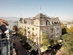 Zurich Hotel Europe Switzerland, Europe Set in a prime location of Zurich, Hotel Europe puts everything the city has to offer just outside your doorstep. The hotel offers a high standard of service and amenities to suit the individual needs of all travelers. To be found at the hotel are free Wi-Fi in all rooms, 24-hour front desk, 24-hour room service, express check-in/check-out, luggage storage. Each guestroom is elegantly furnished and equipped with handy amenities. The hote...