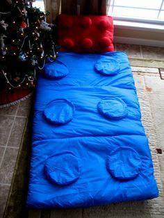 All sizes | Lego Sleeping Bag | Flickr - Photo Sharing!