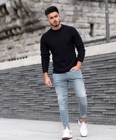 21 casual outfits for young guys 1 ⋆ talkinggames net is part of Stylish men casual - 21 casual outfits for young guys 1 Stylish Men, Men Casual, Men Style Tips, Business Outfits, Men Fashion, Winter Fashion, Fashion Ideas, Fashion Tips, Mens Clothing Styles