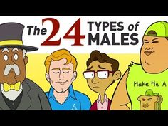 Here Are All 24 Types Of Men, From Alpha Males To Omega Men - 9GAG.tv