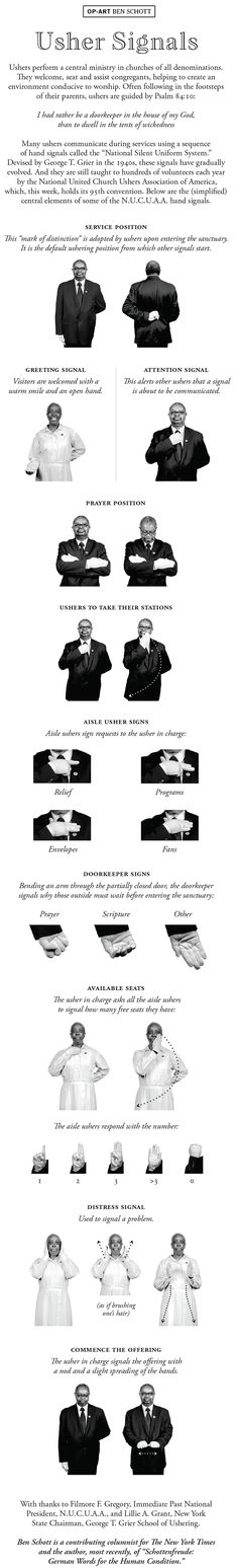 Ridiculous image inside free printable church usher hand signals