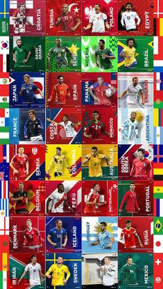 37 ideas sport poster soccer world cup for 2019 Best Football Players, Football Art, Football Memes, Sport Football, Soccer Players, World Cup Russia 2018, World Cup 2018, Fifa World Cup, Arsenal Wallpapers