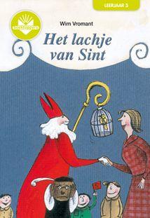 Boektoppers kinderboek 'Het lachje van Sint' voor kinderen uit leerjaar 3