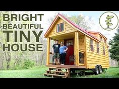 Teenager Started Building a Mortgage-Free Tiny House at Just 18! - YouTube