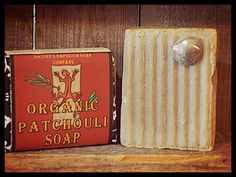 Organic Patchouli ~ Natural Soap, Candle, Lotion – Nature's Emporium Cherokee Soap Co.