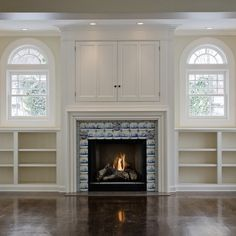 contemporary stand alone gas fireplaces | GAS FIREPLACE INSERTS ...