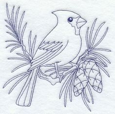 Machine Embroidery Designs Embroidery at Library!  - Color Change - D9634: