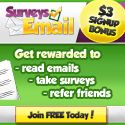 Wow cool! Sign up bonus = $3.00 With simple task, surveys, offers. You can earn up $1 - $8 Sign up now!!