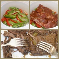 Ropa Vieja - Slow Cooker Style