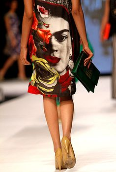 Deepak Perwani: Frida Kahlo Collection, Fashion Pakistan Week 5 , 2013.