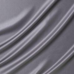 Bellini Grey Satin Linen