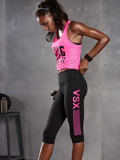 ♥ VSX Sport | Victoria's Secret Workout Clothes for Women #exercise #fitness #workout #yoga #muscle #gym #vsx #Sportsbra #leggings #abs #running SHOP @ FitnessApparelExpress.com