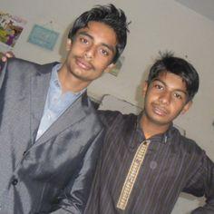Me And Frind by zain.iqbal789.zi