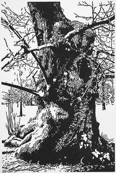 Wood Engravings - KEVIS HOUSE GALLERY Sybil Andrews, Wood Engraving, Dean, Contemporary Art, Art Gallery, Abstract, Artwork, House, Summary