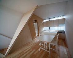 NEW KYOTO TOWN HOUSE    ARQUITECTO: Alphaville Arquitects  LOCALIZACIÓN: Kyoto, Japon.