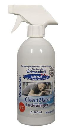 Autoreiniger CLEAN2Go - Car Clean, 500 ml
