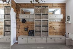 Image result for hirsitalon eteinen New England Style, Mudroom, Entryway, Cottage, Interior, House, Furniture, Home Decor, Foyers