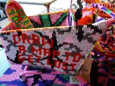 Compulsive Crocheter Olek Yarn Bombs a Room and a Taxi with Stunning Results (Photos) Black Cab, Yarn Bombing, Environmental Design, Acrylic Wool, Green Building, Crochet Yarn, Taxi, Making Out, House Design