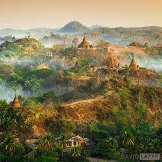 Welcome to ancient city  Mrauk U  #Myanmar  Photo by : @davidlazarphoto  Share your favorite cities and include #cbviews  Древний город Мьяу -У Мьянма (Бирма)  Публикуйте свои любимые фото городов с тегом #cbviews by citybestviews