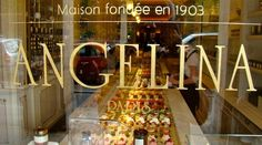 Angelina è una delle pasticcerie più famose di Parigi, si trova in Rue de Rivolì, molto vicina all'incrocio con Rue de Castiglione, sede del Six Senses