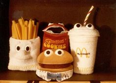 old McDonald's commercial
