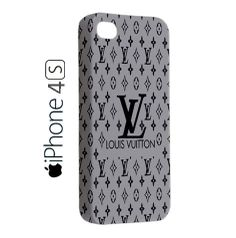 Louis Vuitton Art Design Cool iPhone 4 4s Hardshell Case Cover - PDA Accessories