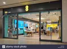 4g Ee Joint Venture Between Orange And T Mobile Phone Companies With Stock Photo, Royalty Free Image: 53230422 - Alamy