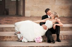 The wedding at the Boise Depot. Photography by Jean Mazac