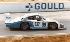 Porsche 935 'Moby Dick'