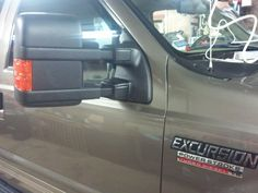 2010 Mirror Upgrade with wiring diagram
