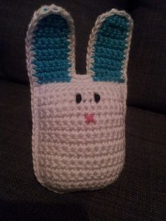 Emlansemlans kreativa lilla blogg: virkad kanin - mönster