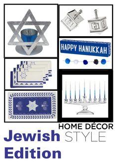 """Jewish"" by sup-its-alex-peace ❤ liked on Polyvore featuring interior, interiors, interior design, home, home decor, interior decorating, Godinger, Mikasa, Sur La Table and jewish"