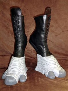Rhino hoof boots. | 29 Gifts To Buy The Weirdest Person You Know