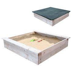 bac sable bois avec bancs rabattables soulet 135 x 120. Black Bedroom Furniture Sets. Home Design Ideas