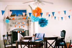 DIY Cheap birthday decorations