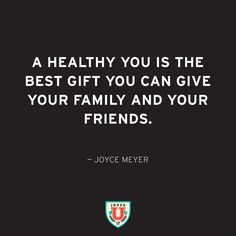 Caring for your body is one of the best ways of caring for your spirit and soul. It ensures that you'll be effective at what God has called you to do. #JoyceU