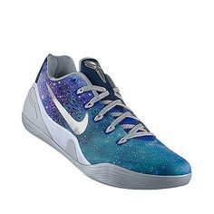 I designed the dark blue Xavier Musketeers Nike women's basketball shoe.