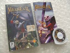 MEDIEVIL RESURRECTION - PSP Playstation Portable - ITALIANO - prima stampa