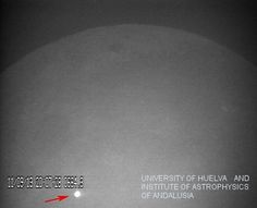 The high-speed impact of a wayward space rock on the surface of the moon last year triggered the brightest lunar explosion ever seen, scientists say. Video footage of the record-breaking meteorite strike on the moon, which occurred on Sept. 11, 2013, shows a long flash that was almost as bright as the North Star Polaris. That means the boulder-sized meteorite's lunar crash could have been visible to anyone on Earth who happened to be staring up at the moon at 8:07 p.m. GMT, weather…